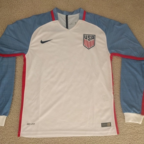 new product 7c293 c449a USA Soccer Jersey US USMNT Rare Player Issue Match